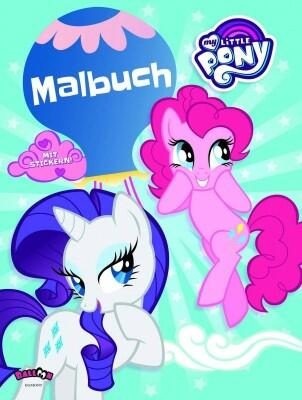 My little Pony - Malbuch