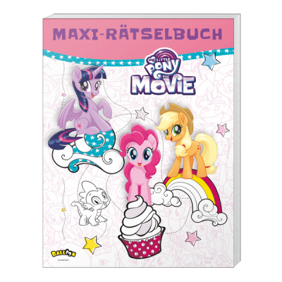 My little Pony - Maxi-Rätselbuch